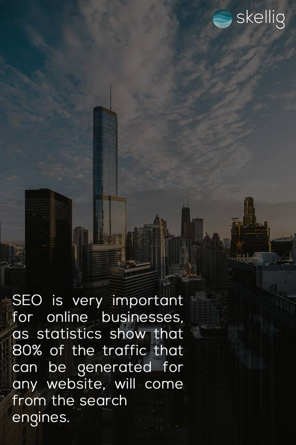 SEO Services from Skellig Digital Marketing Agency